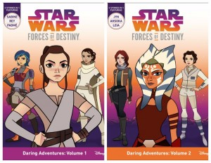 Star Wars Forces of Destiny Daring Adventures