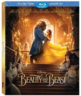Beauty & the Beast BluRay Combo