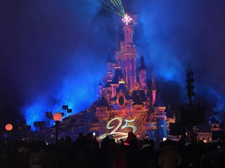 Disneyland Paris 25 by Megan G
