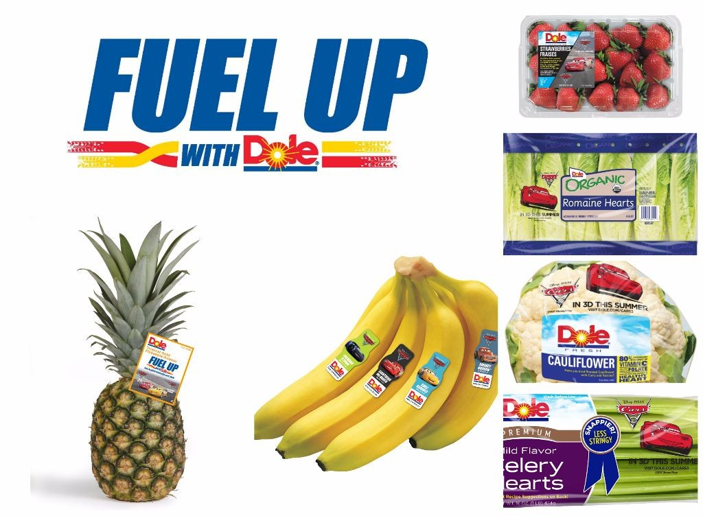 Fuel Up with Dole