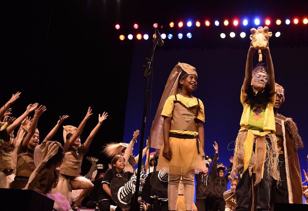 Disney Musicals in Schools Lion King