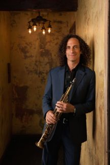 Kenny G-epcot food & wine eat to the beat