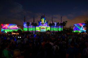 Disney Movie Magic at Disney's Hollywood Studios