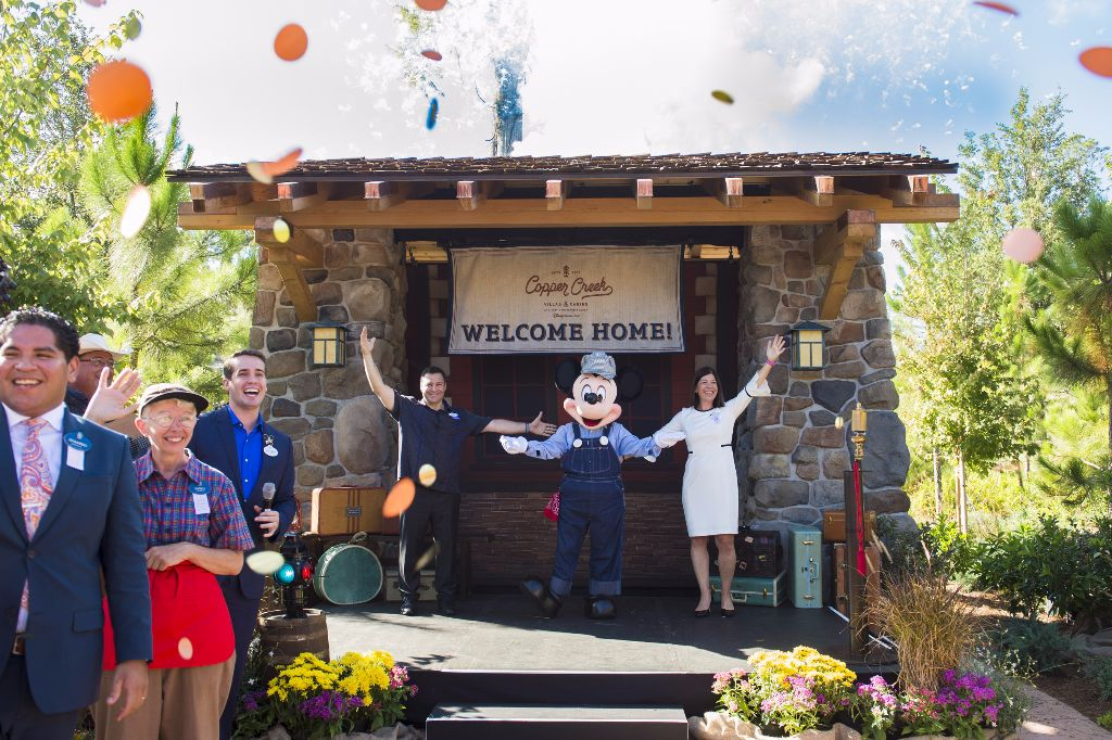 Copper Creek Villas & Cabins Grand Opening