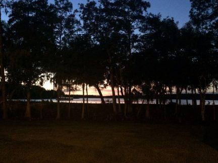 Ft Wilderness Sunset Wordless wednesday