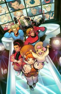 Marvel New Warriors