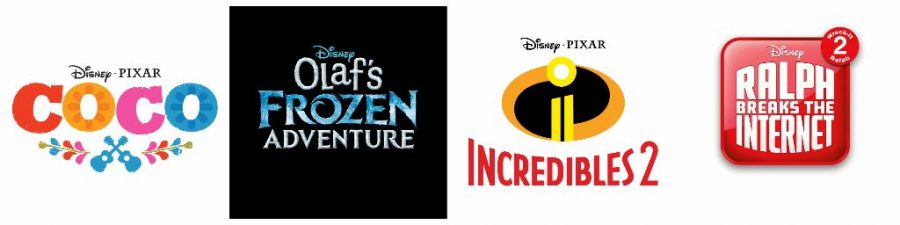d23 disney pixar movie announcements