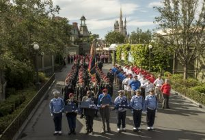 U.S. Army's 82nd Airborne Division Celebrated at Walt Disney World