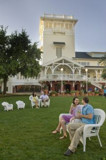 Boardwalk resort