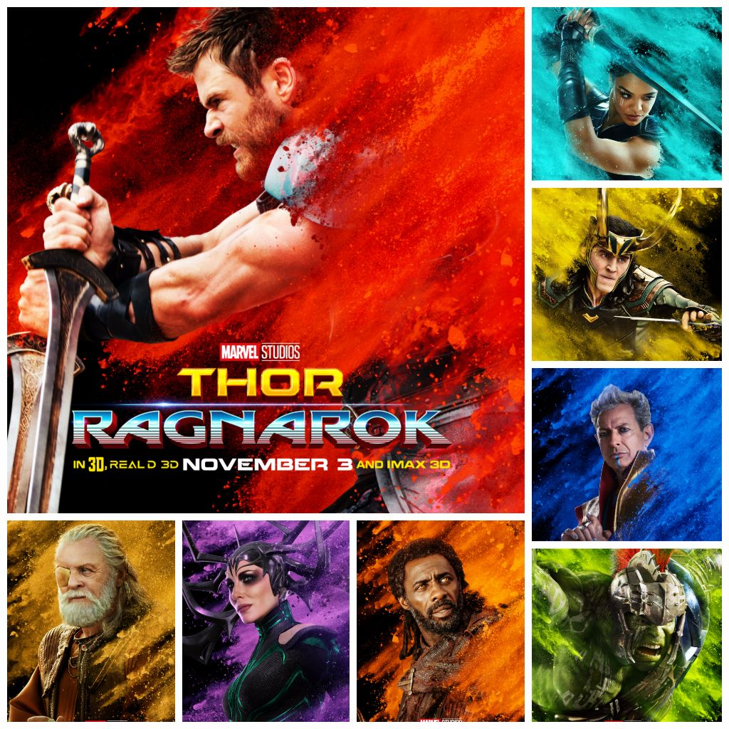 Thor Collage