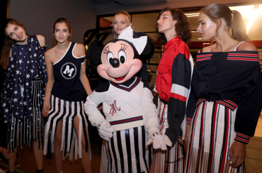 Minnie Mouse at Monse NYFW
