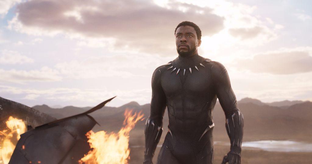 Marvel Studios' BLACK PANTHER