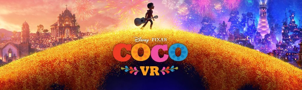 Disney Pixar Coco Virtual Reality VR