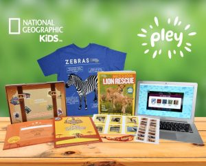 National Geographic Pley Box