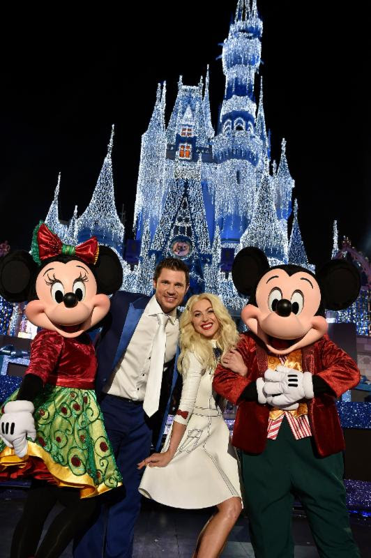 Wonderful World of Disney 2017 Christmas