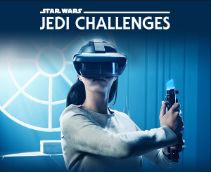 Star Wars Jedi challenges