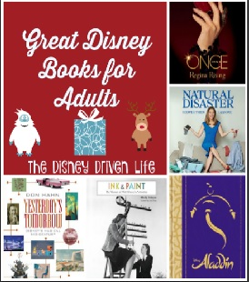 Great Disney Books for Adults