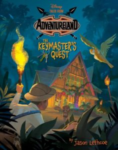 Tales from adventureland the keymasters quest