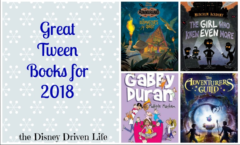 tween Book reviews