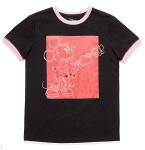 Minnie Mouse with Guitar T-shirt