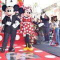 Minnie Mouse Hollywood Walk of Fame Star Ceremony