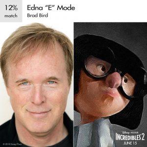 Edna Mode Incredibles 2