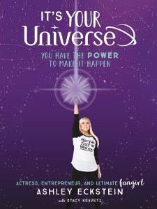 Its your Universe Ashley Eckstein