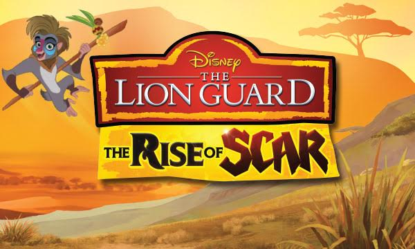 Lion Guard Rise of Scar
