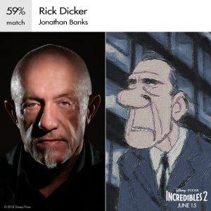 Rick Dicker Incredibles 2
