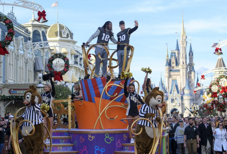 ucf knights magic kingdom