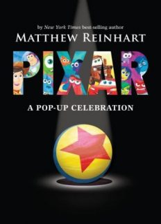 Pixar A Pop Up Celebration