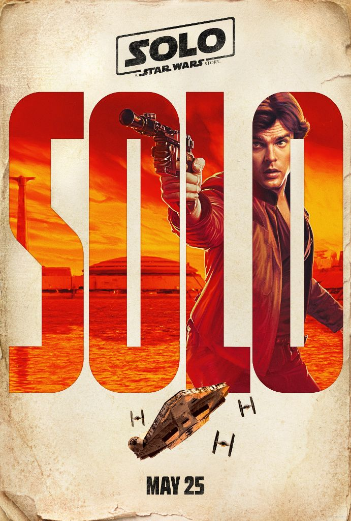 Star Wars Solo Poster - Solo