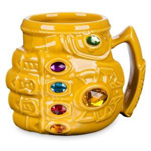 Thanos Infinity Gauntlet Mug