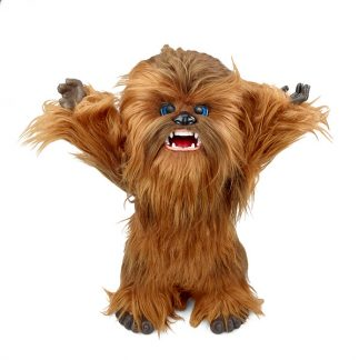 Hasbro Furreal Chewbacca Animatronic Plush