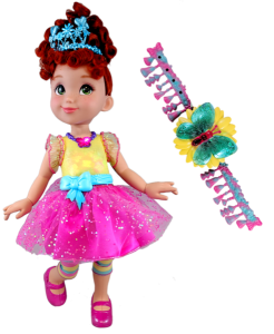 Jakks Fancy Nancy Shall We Be Fancy Talking Fancy Nancy Doll