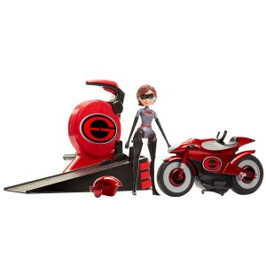 Jakks Incredibles 2 Stretching and Speeding Elasticycle