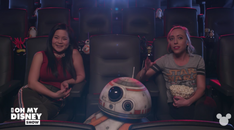 Kelly Tran Oh My Disney Last Jedi