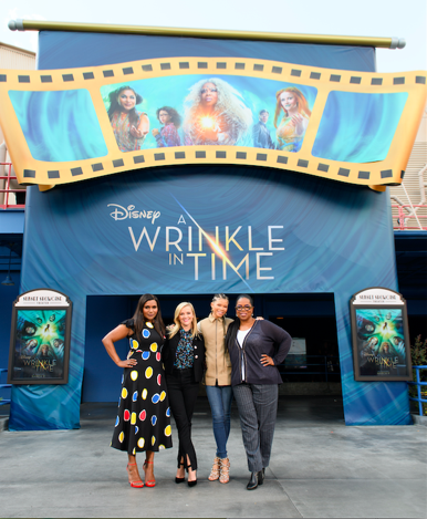 Wrinkle in Time Disneyland