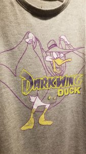 Box Lunch TShirt Darkwing Duck