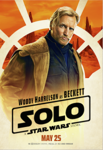Solo A Star Wars Story Beckett