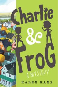 Charlie and Frog A Mystery
