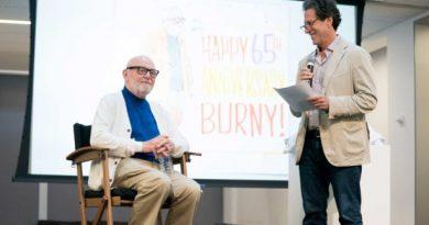 Burny Mattinson disney employee