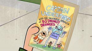 dreamworks epic tales captain underpants