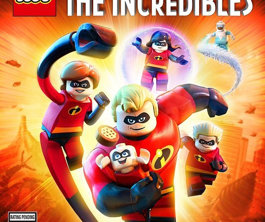Lego Incredibles