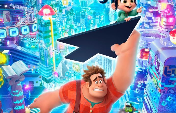 Wreck It ralph Ralph Breaks the Internet