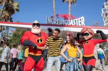 incredicoaster disneyland