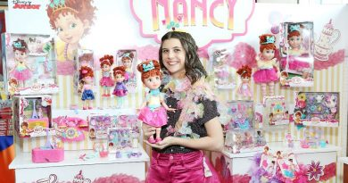 Mia Sinclair Jenness Fancy Nancy Sweet Suite 2018