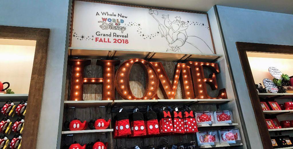 Home is Disney - Wordless Wednesday