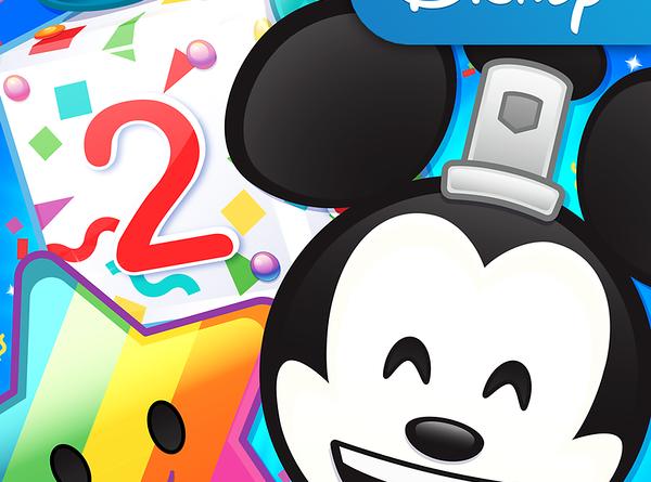 disney emoji blitz turns 2