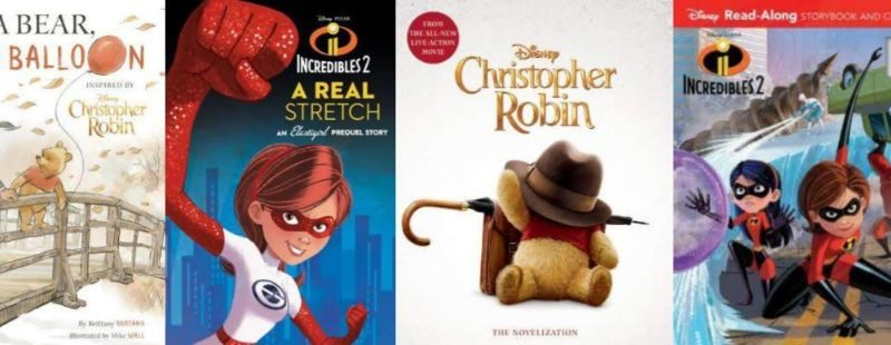 summer reading disney books